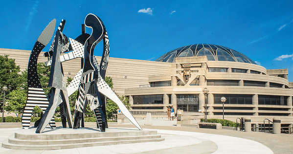 Charles H. Wright Museum of African American History - Detroit Event Venues