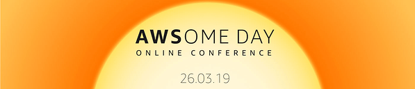 AWSome Day Online Conference - Virtual Event Ideas