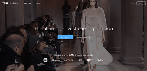 Livestream - Productivity Tools for Event Planners