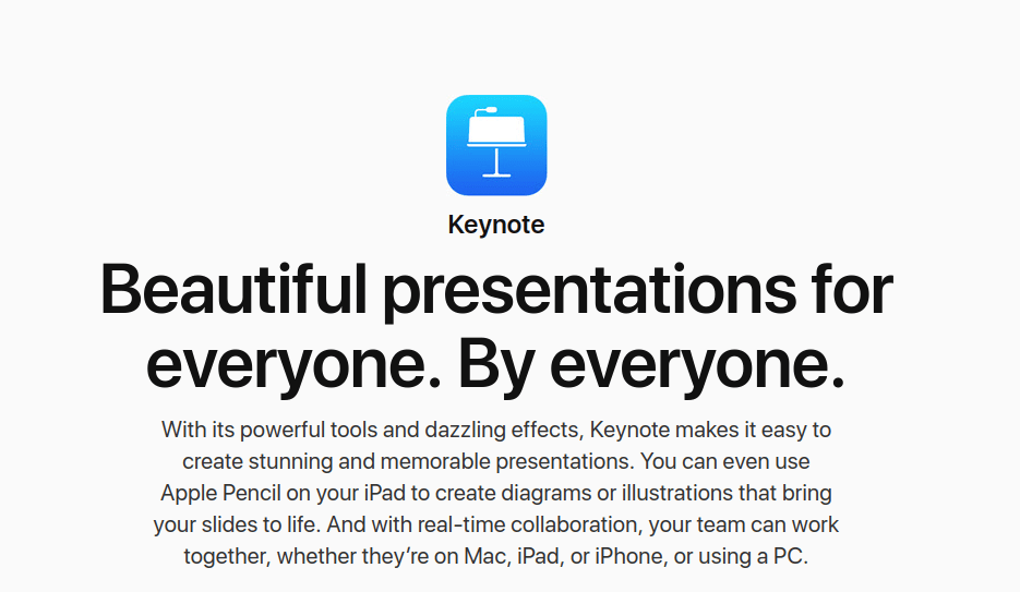 Keynote - Productivity Tools for Event Planners