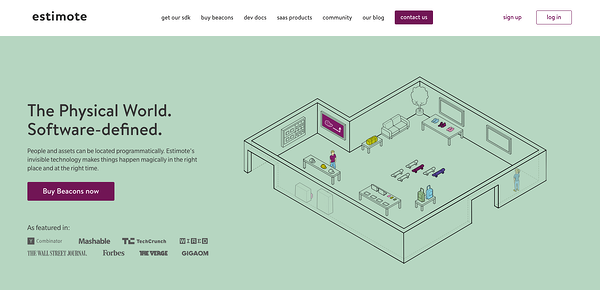 Estimote - Productivity Tools for Event Planners