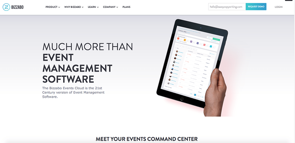 Bizzabo - Productivity Tools for Event Planners