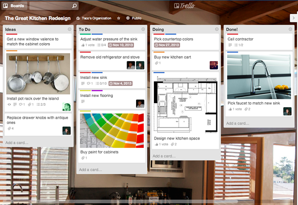 Trello - Productivity Tools for Event Planners