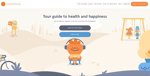 Headspace - Productivity Tools for Event Planners