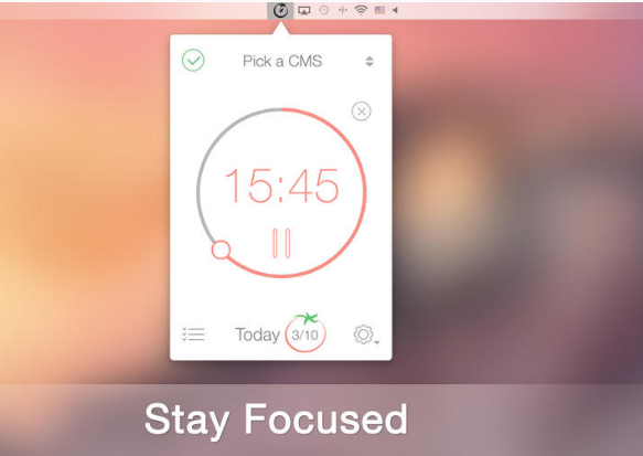 Pomodoro Time - Productivity Tools for Event Planners
