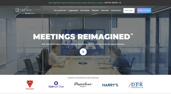 Highfive - Productivity Tools for Event Planners