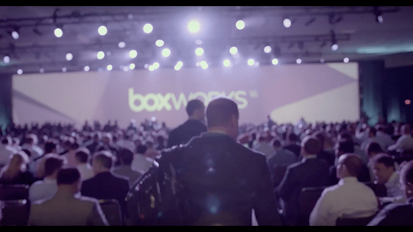 BoxWorks - SaaS Conferences