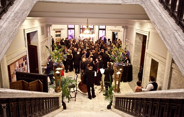 College of Physicians - Philadelphia Event Venues
