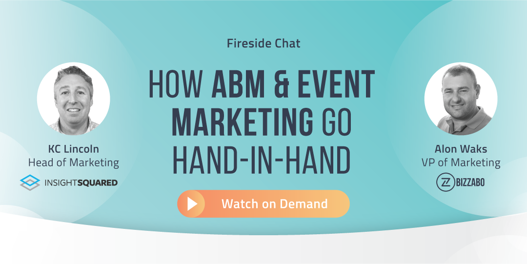 Watch the ABM and Event Marketing Webinar