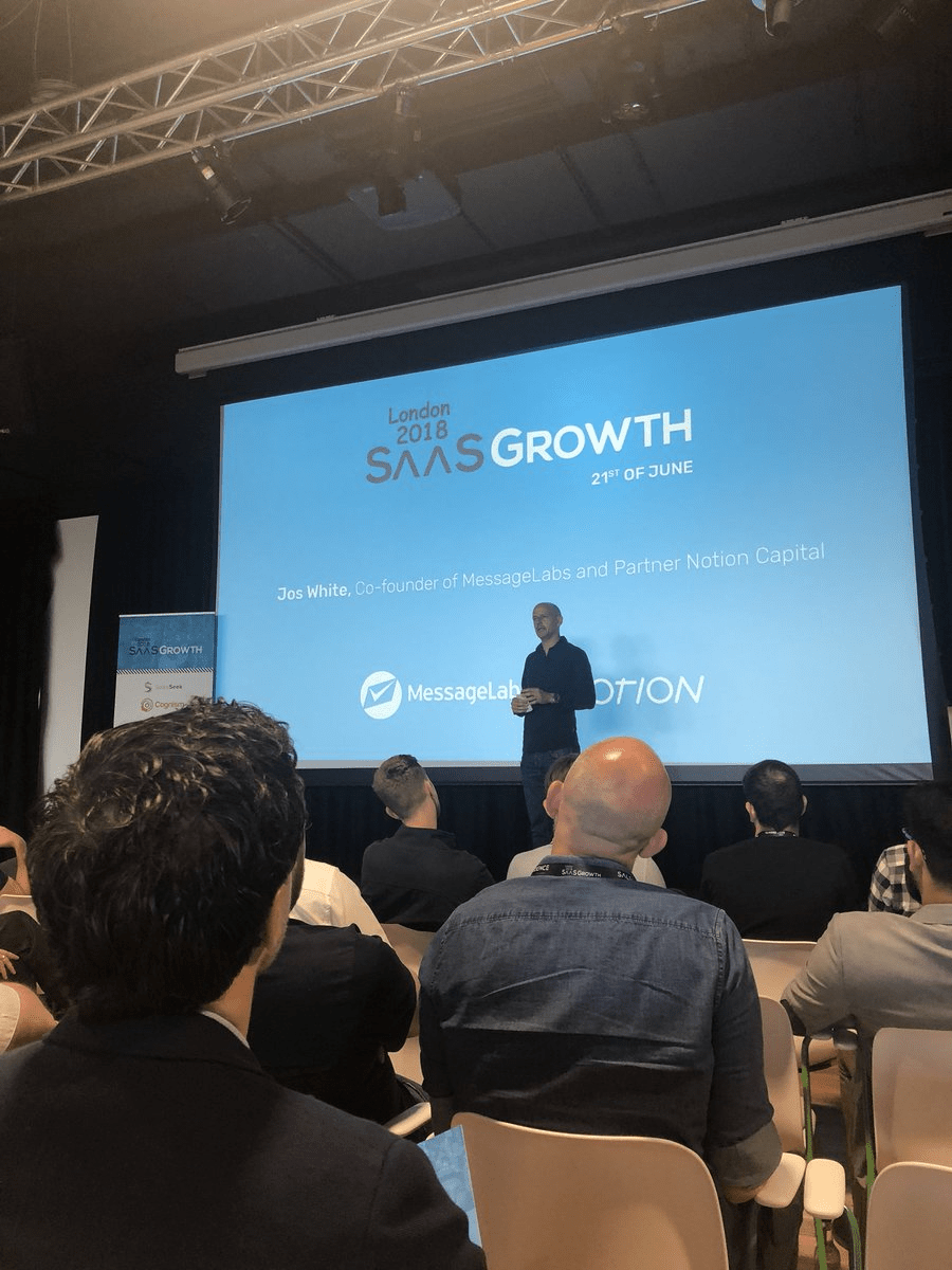 SaaS Growth - Customer Service Conferences