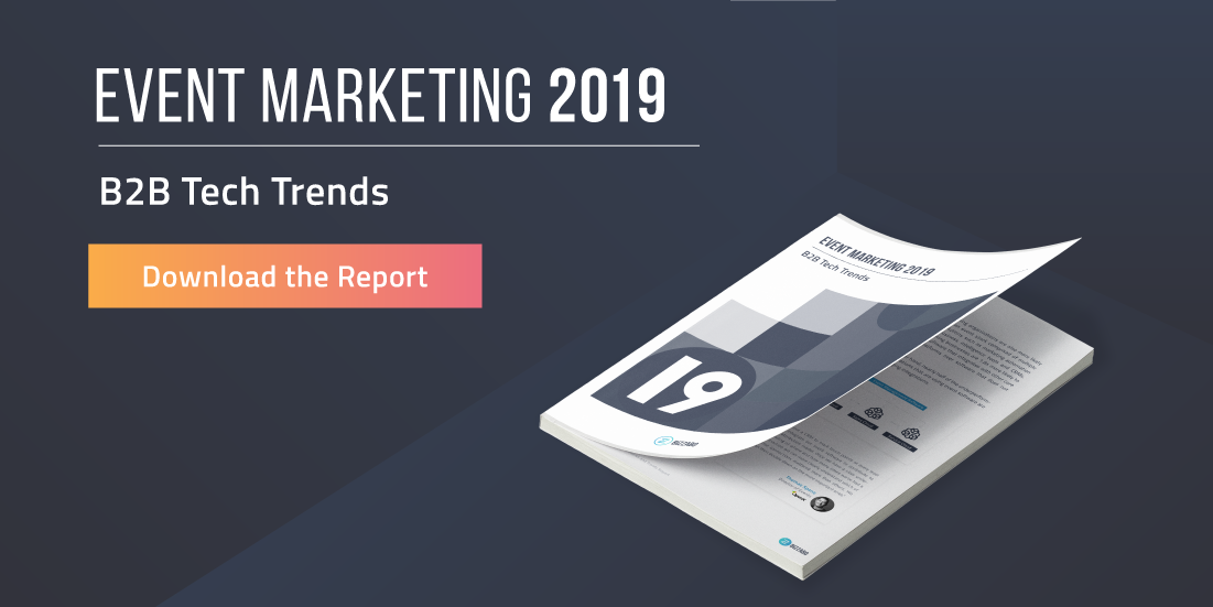 Download the 2019 B2B Tech Trends Report Today!