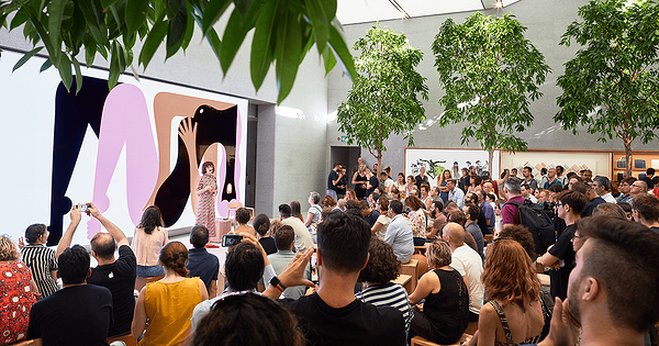 Today at Apple Events - Apple Event Marketing