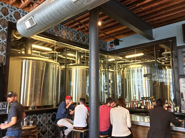 4 Hands Brewing Company - St. Louis Event Venues