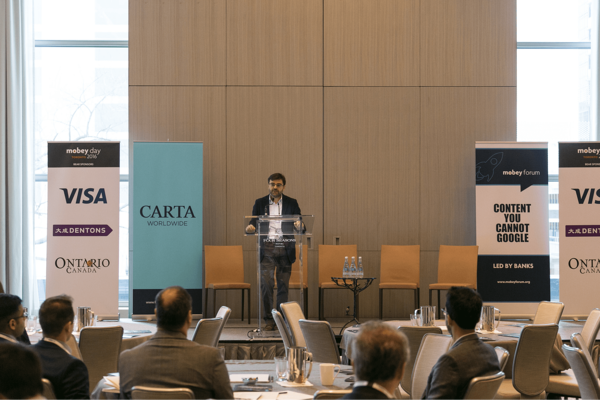 Mobey Day Toronto - Fintech Conferences