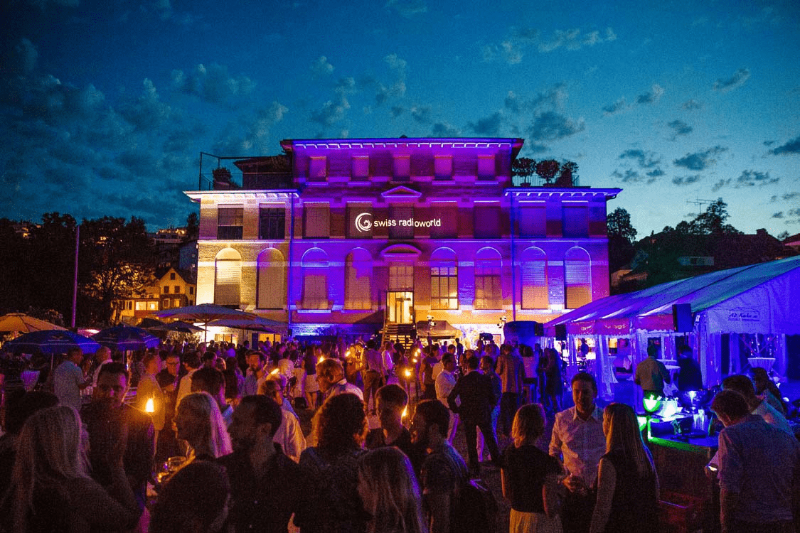 House by the Lake - Zurich Event Venues