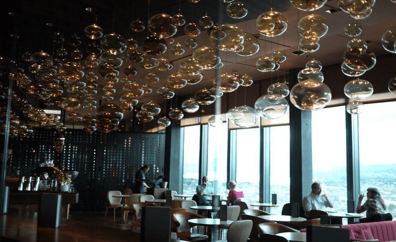 CLOUDS Bar and Bistro - Zurich Event Venues