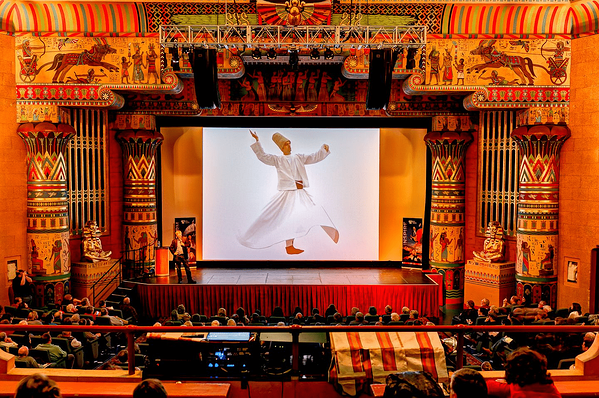The Egyptian Theatre - Boise Event Venues