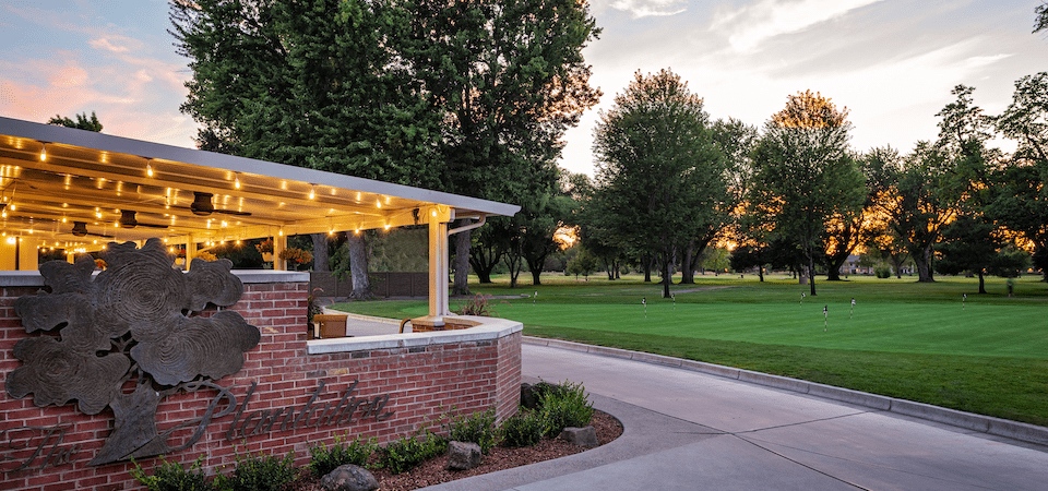 Plantation Country Club - Boise Event Venues