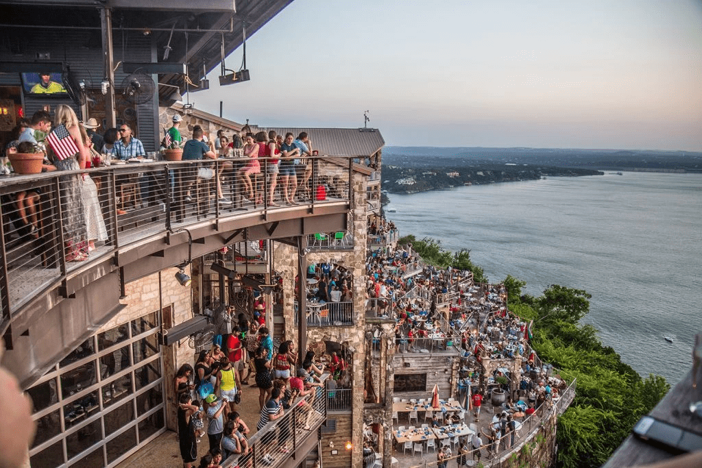 Oasis Texas Brewing Company - Austin Event Venues