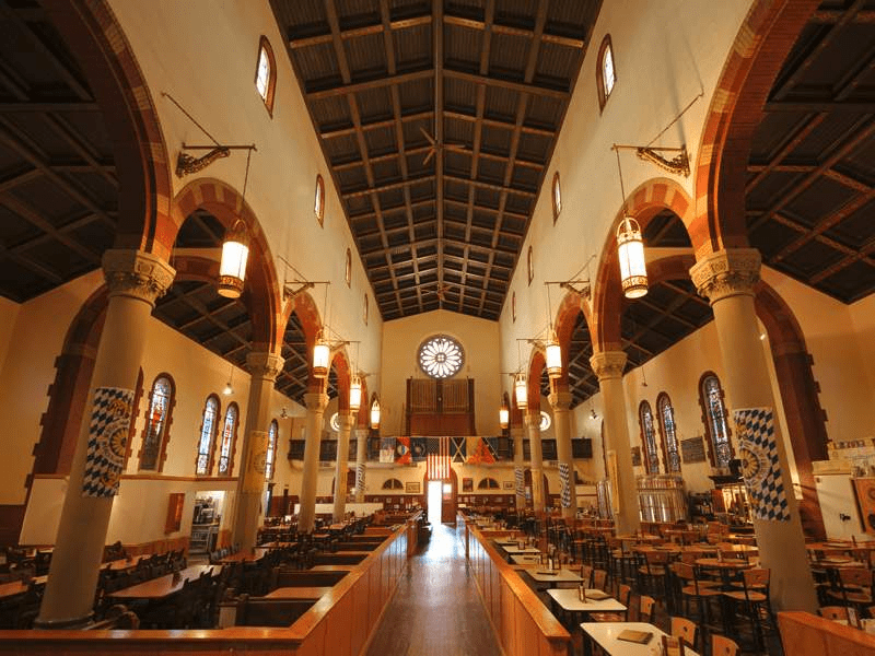 The Church Brew Works - Pittsburgh Event Venues