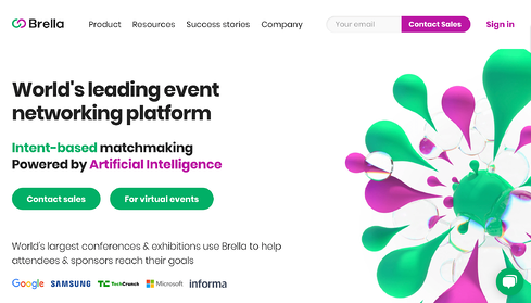 Brella - Tools for Hosting a Virtual Event