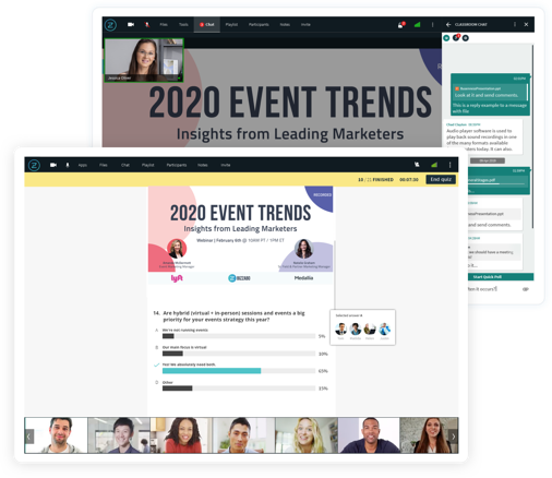 Bizzabo Virtual Experience Solution - Tools for Hosting a Virtual Event