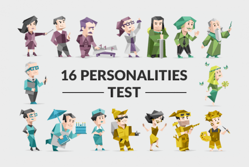 16personalities Test - Digital Gifts for Events