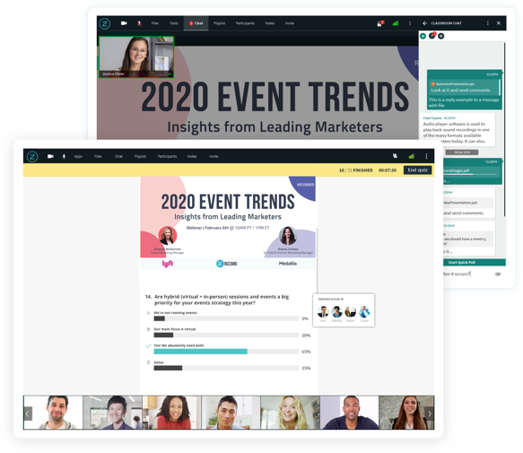 How To Launch a Virtual Conference - Bizzabo Virtual Experience