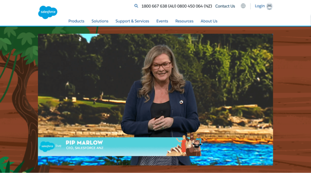 How To Launch a Virtual Conference - Salesforce World Tour