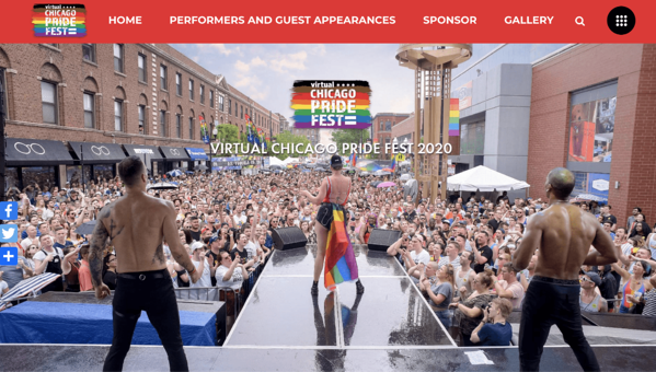 Virtual Chicago Pride Fest - Diversity and Inclusion Conferences