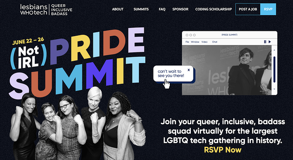 (Not IRL) Pride Summit - Diversity and Inclusion Conferences