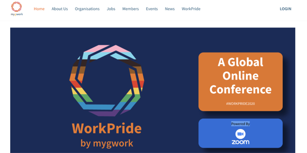 #WorkPride - Diversity and Inclusion Conferences