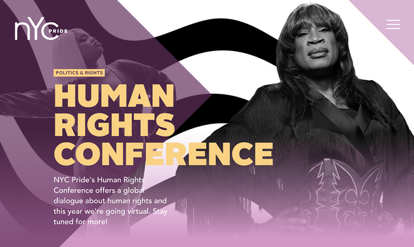 NYC Pride Human Rights Conference - Diversity and Inclusion Conferences