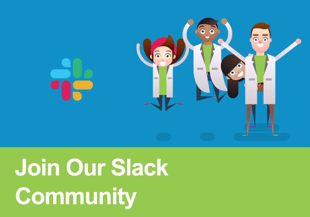 join our slack