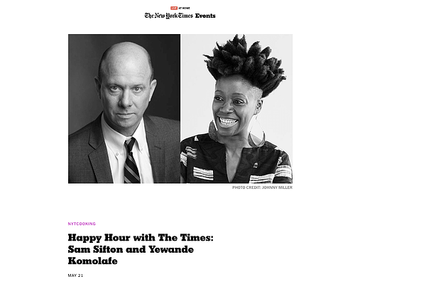 The New York Times - Media Publisher Virtual Events