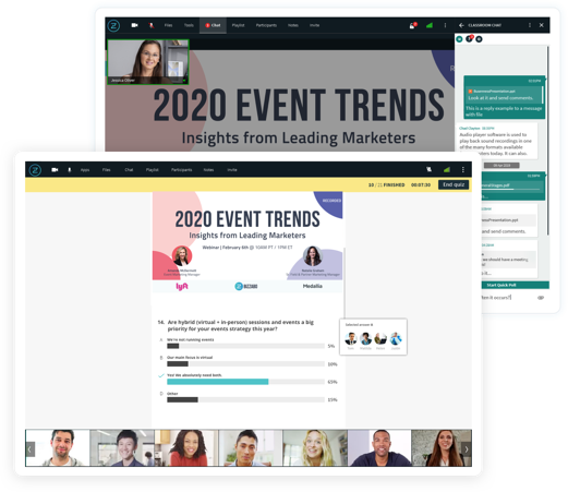 Virtual Event Resources for Event and Marketing Professional - Virtual Experience Solution