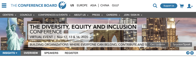 Diversity and Inclusion Virtual Conferences - Diversity, Equity, and Inclusion Conference