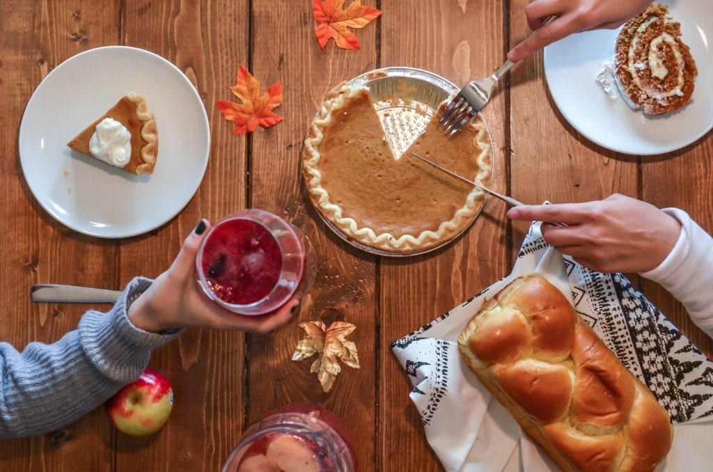 virtual thanksgiving ideas