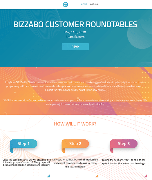 Customer Roundtables - Virtual Events Conferences
