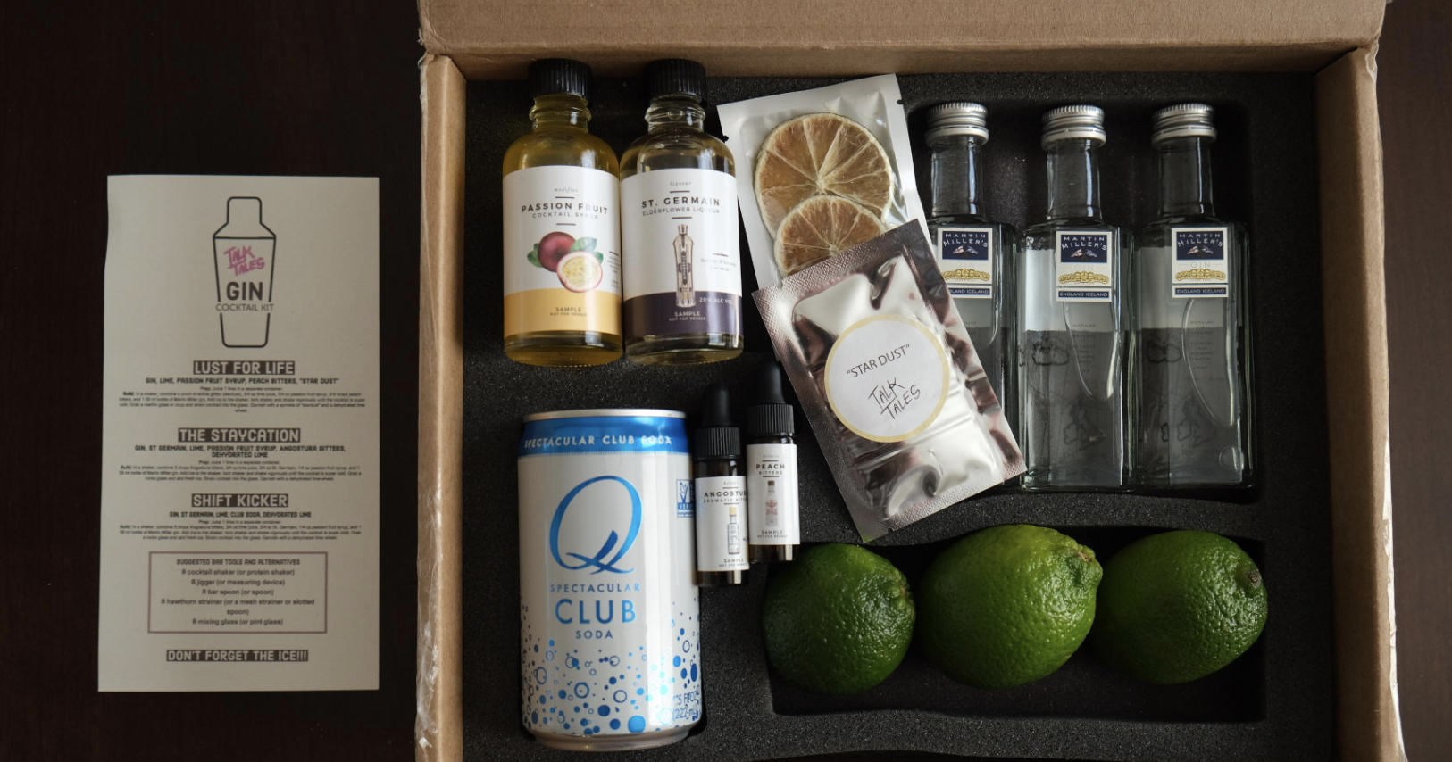 Cocktail Kit - Event Engagement