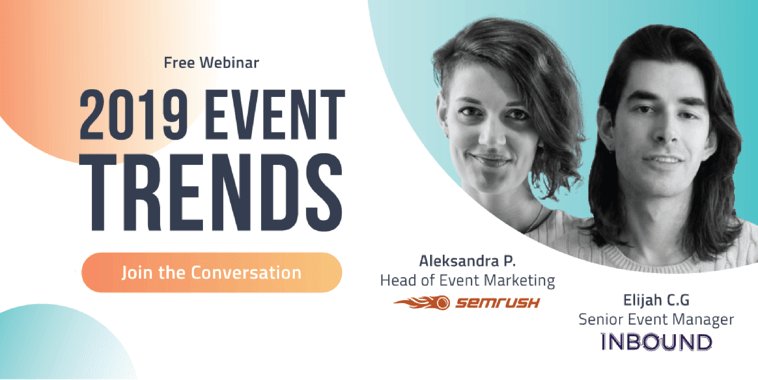 2019 Event Trends Webinar - Watch the Recording!