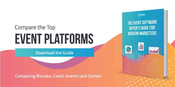 Compare the leading event platforms with our 2019 Buyer's Guide