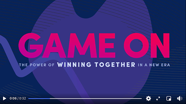 Unleash Game On Example - Corporate Event Themes