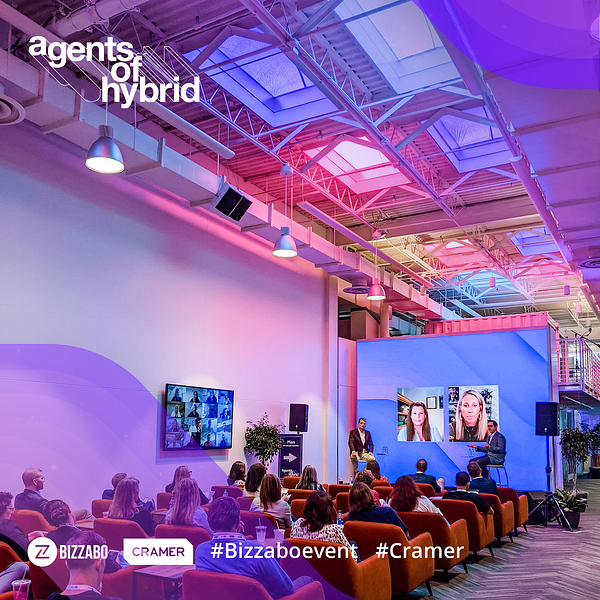 Live Audience - Agents of Hybrid