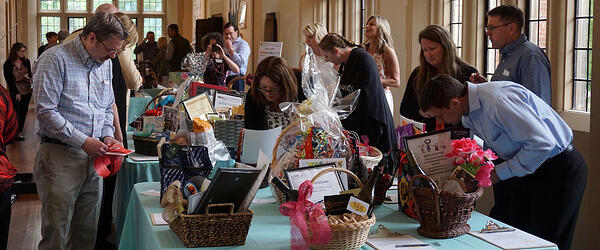 Gift Basket Auction - Event Fundraising Ideas